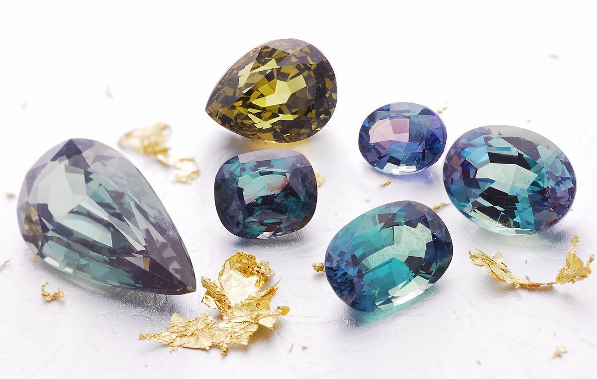 Gemstones are precious and naturally beautiful so they don't need  treatments or enhancements. Fake or synthetic gemstones may sparkle more  but don't get ...
